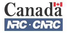 Canada NRC – CNRC